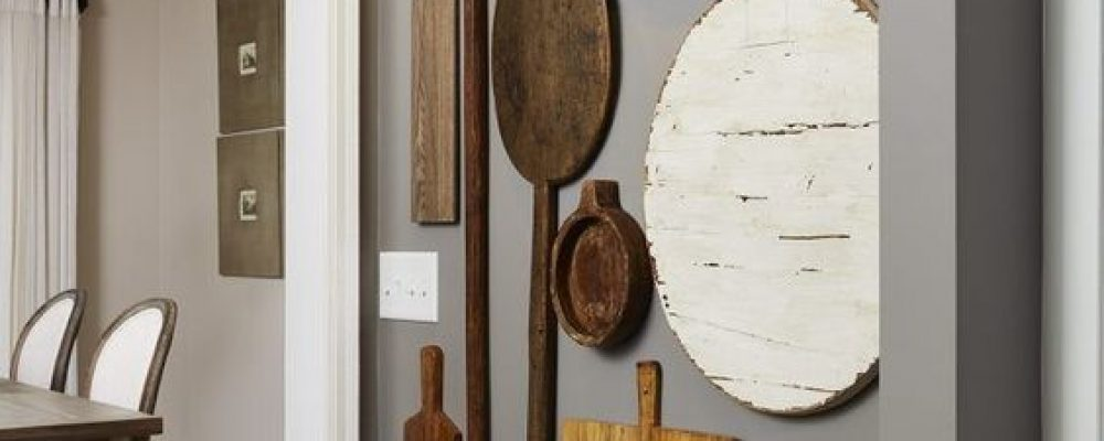 The Inspiration Of Wooden Wall Decoration In the Living Room